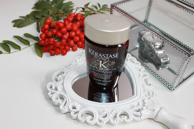 Kérastase Aura Botanica szampon do włosów słabych i bardzo suchych