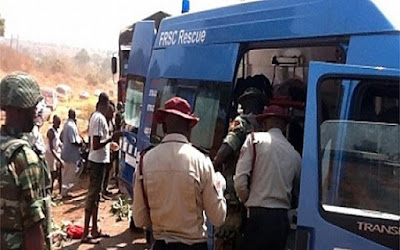Breaking!: One Person, Four Cows Die In Auto Crash In Kaduna