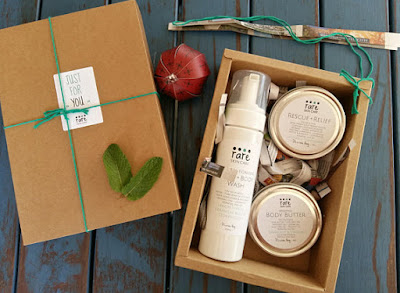 skincare pamper pack bridal party gift thanks ideas