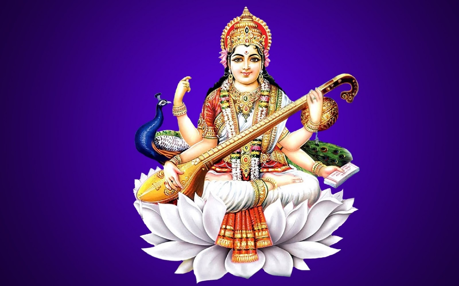 saraswati-puja-Wallpaper