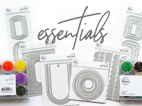 Pinkfresh Studio May Essentials Blog Hop