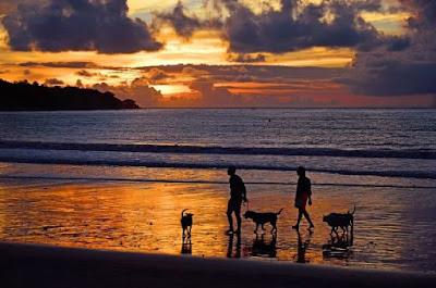 Jimbaran seaside