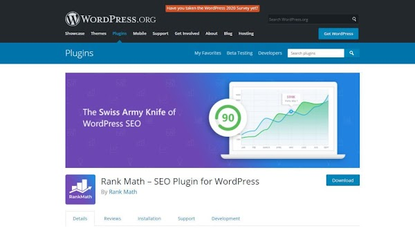 RankMath :  WordPress best SEO Plugin better than Yoast SEO Plugin