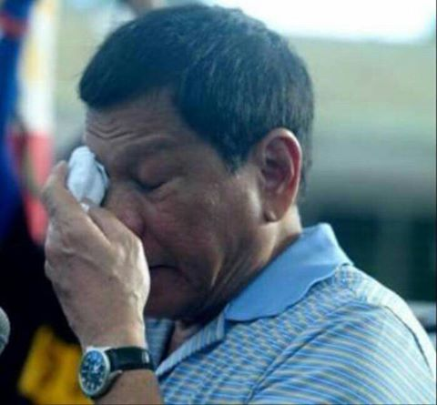 An EMOTIONAL Post Of Duterte's Supporter Urging Everyone to Support the President Goes Viral. This Will Definitely Make You Cry.