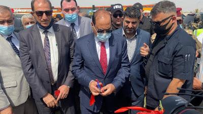 بين العراق وايران : تشغيل مشروع استثماري للتبادل تجاري