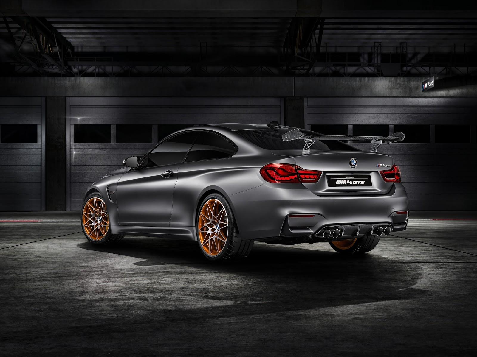 m43 Με τη Μ4 GTS, η BMW πέταξε το γάντι στη Giulia
