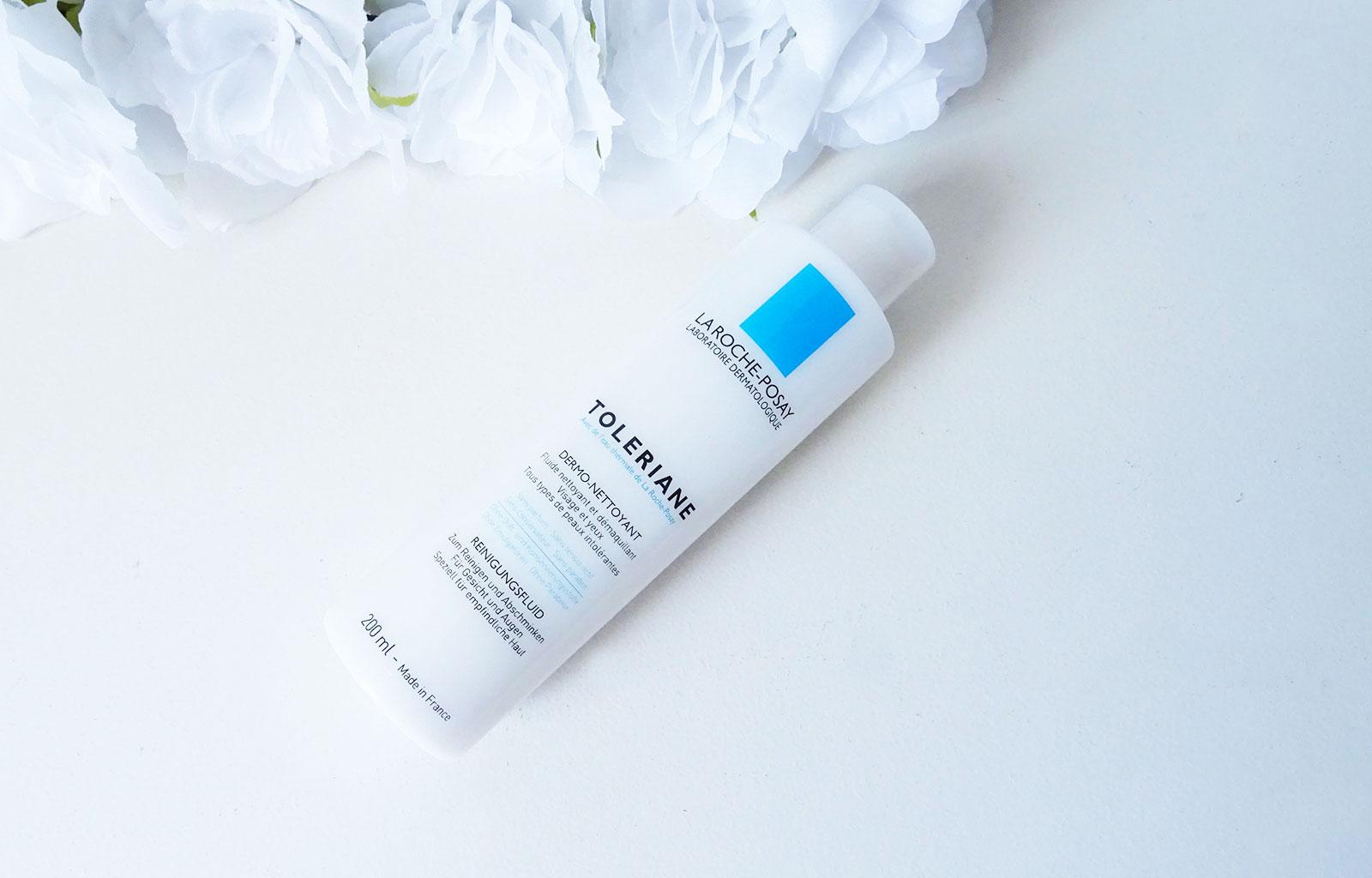 fluide dermo-nettoyant Toleriane La Roche-posay