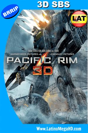Titanes del Pacifico (2013) Latino Full 3D SBS 1080P ()