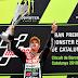 Moto2: Quartararo suma su primera victoria de la categoría en Barcelona