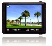 Display de Cámara digital nikon D5100