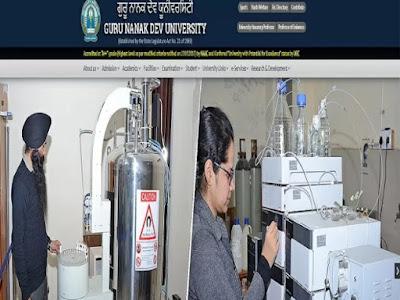 GNDU Recruitment 2020: Walk-in for Medical Officer Post till 24 May