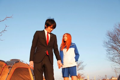 Arakawa Under The Bridge cast dorama live action