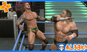 تحميل لعبة WWE SmackDown vs. Raw 2010 psp iso مضغوطة لمحاكي ppsspp