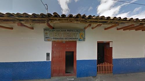 Escuela NUEVO TIEMPO - Cutervo