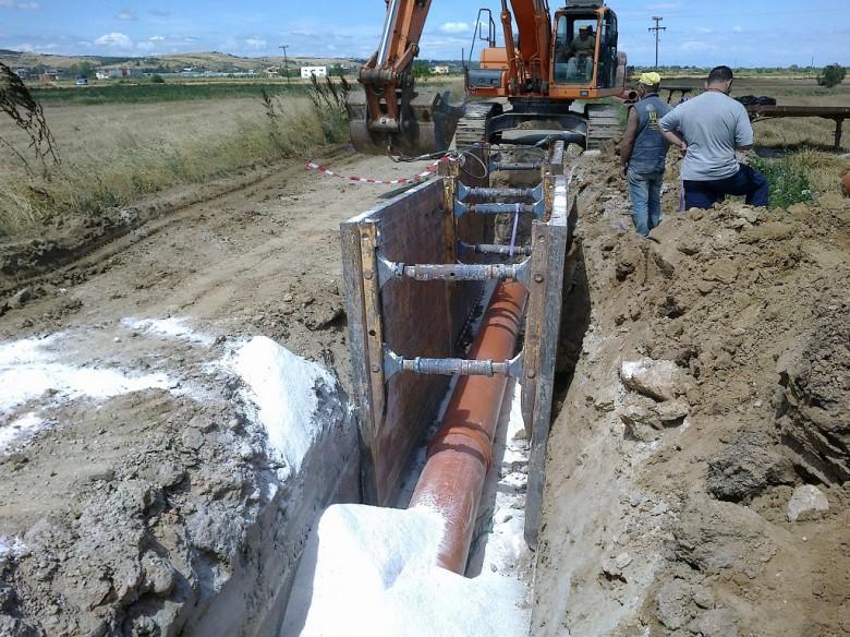 Νέο αποχετευτικό και υδρευτικό δίκτυο αποκτά το Ομόλιο