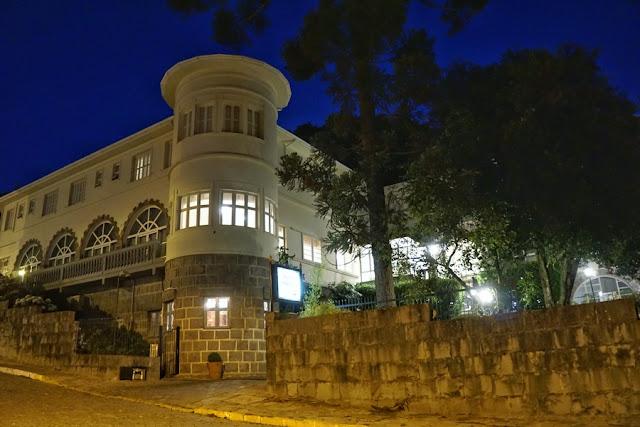 Hostaria Casacurta, em Garibaldi