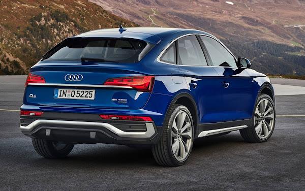 Novo Audi Q5 Sportback 2021: fotos e especificações oficiais