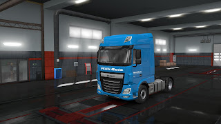 european logistics companies paint jobs pack screenshots 2, willi betz