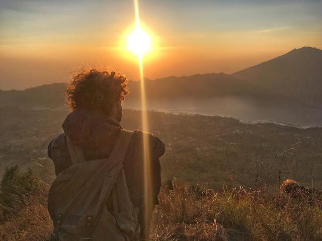 Pesona Gunung Batur Kintamani Kian Mendunia