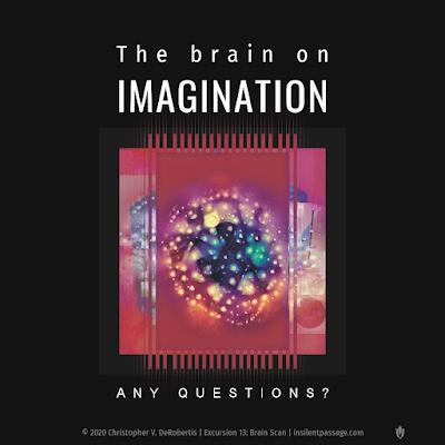 Excursion 13: Brain Scan - Copyright 2021 Christopher V. DeRobertis. All rights reserved. insilentpassage.com
