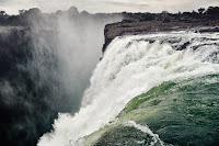 Air Terjun Victoria Afrika