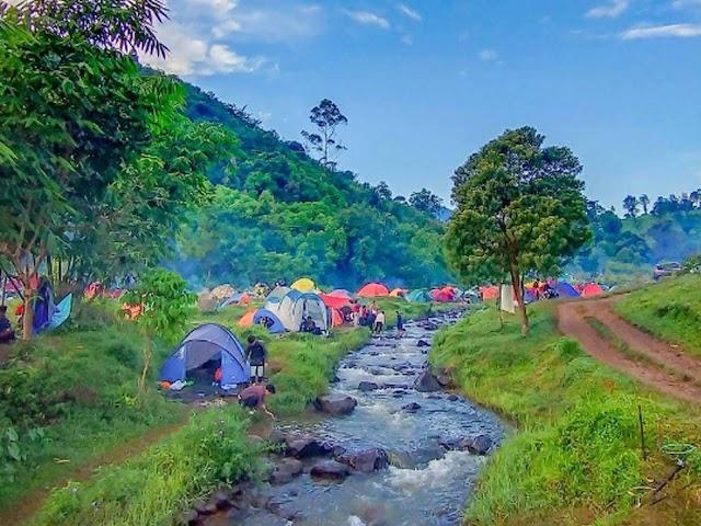 Camping Ground Rancacangkuang, Destinasi Wisata Berkemah yang Lagi Ngehits di Gambung Ciwidey