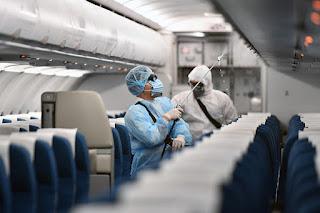 Hành khách Nhật Bản nhiễm virut Corona Covid-19 trên chuyến bay quá cảnh tại Việt Nam: cách ly tất cả hành khách và nhân viên có tiếp xúc