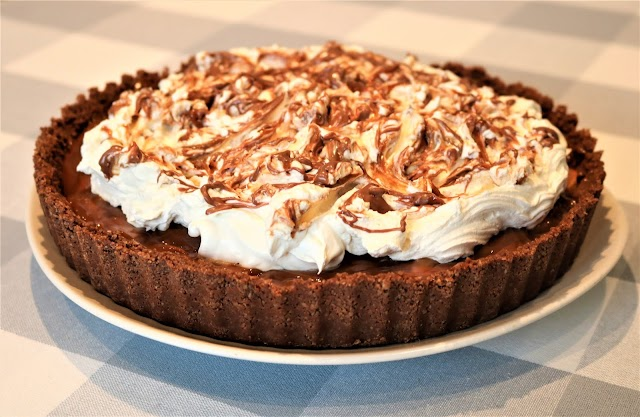 The Ultimate Banoffee Pie