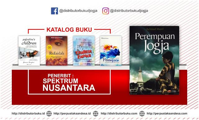 Buku Terbaru Terbitan Penerbit Spektrum Nusantara