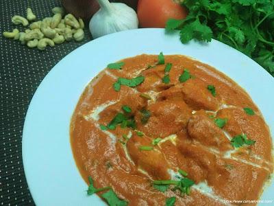 Butter Chicken / Chicken Makhani