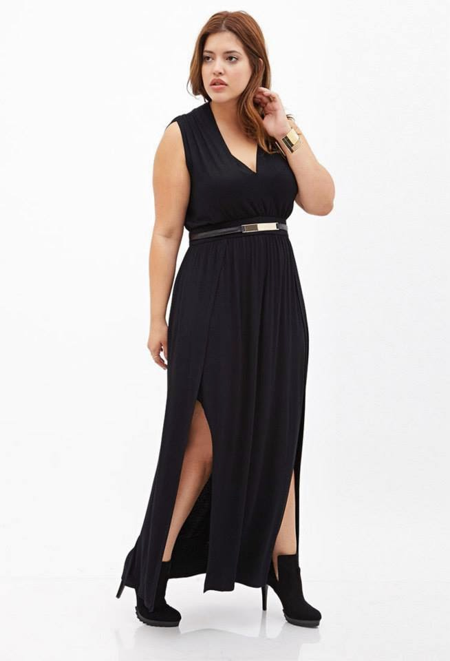 Latest Plus Size Casual And Formal Wear For Fall And Winter 2014 ...