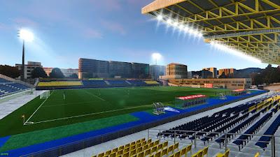 PES 2021 Stadium Estadio Antonio Coimbra da Mota