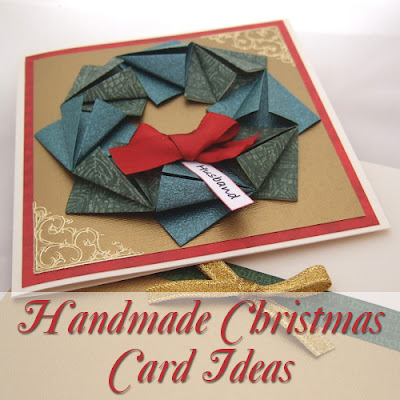 handmade christmas card ideas and inspiration - Handmade Christmas Cards Ideas