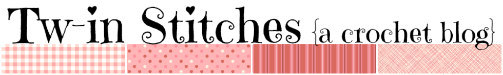 Tw-In Stitches: Sedona Wobbly Stripes Blanket - Free Pattern