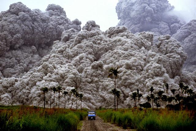 Resultado de imagen para pinatubo 1991