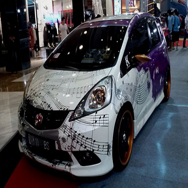 Modifikasi mobil honda jazz terbaru idsi rs all new