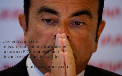 vague de suicides