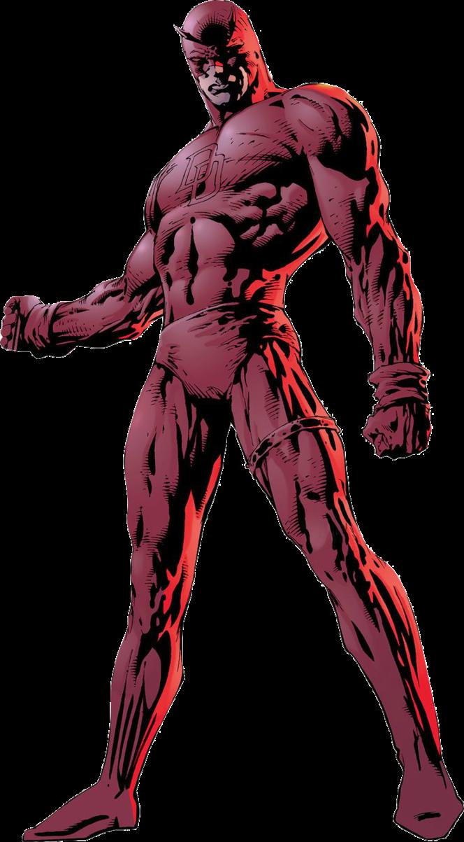 render Daredevil