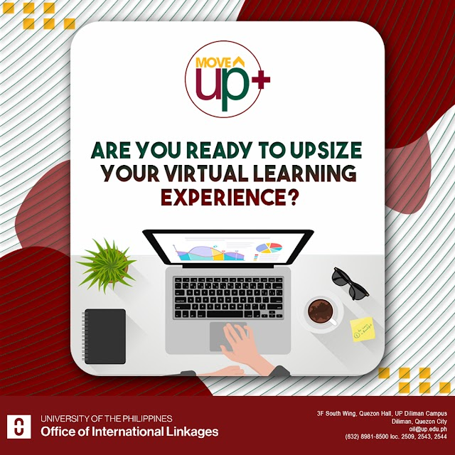 MOVE-UP Virtual Internationalization Program