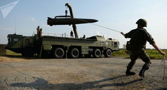 Instalação de mísseis russos na Venezuela em resposta aos dos EUA no Pacífico