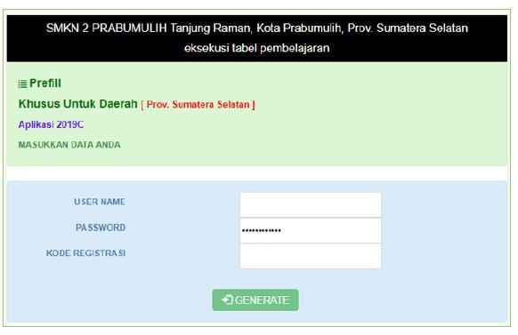 Cara Download Prefill Dapodik 2019.c Dengan Benar