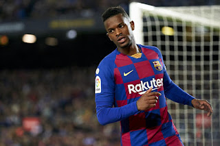 Barcelona 2 reasons for declaring Nelson Semedo non-transferable