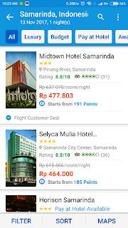 pesan hotel di traveloka