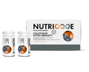 Food Supplement Colostrum Extra Immunity