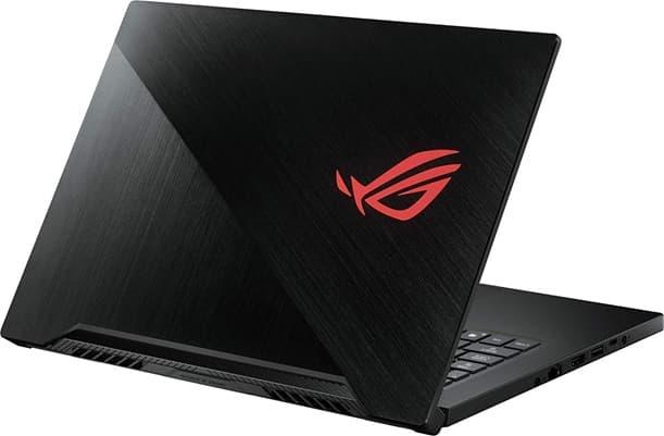 ASUS ROG Zephyrus G GA502DU-BQ015: ultrabook gaming de 15'' con gráfica GeForce GTX 1660 Ti y teclado QWERTY retroiluminado