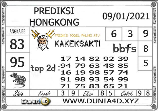 Prediksi Togel HONGKONG DUNIA4D 09 JANUARI 2021