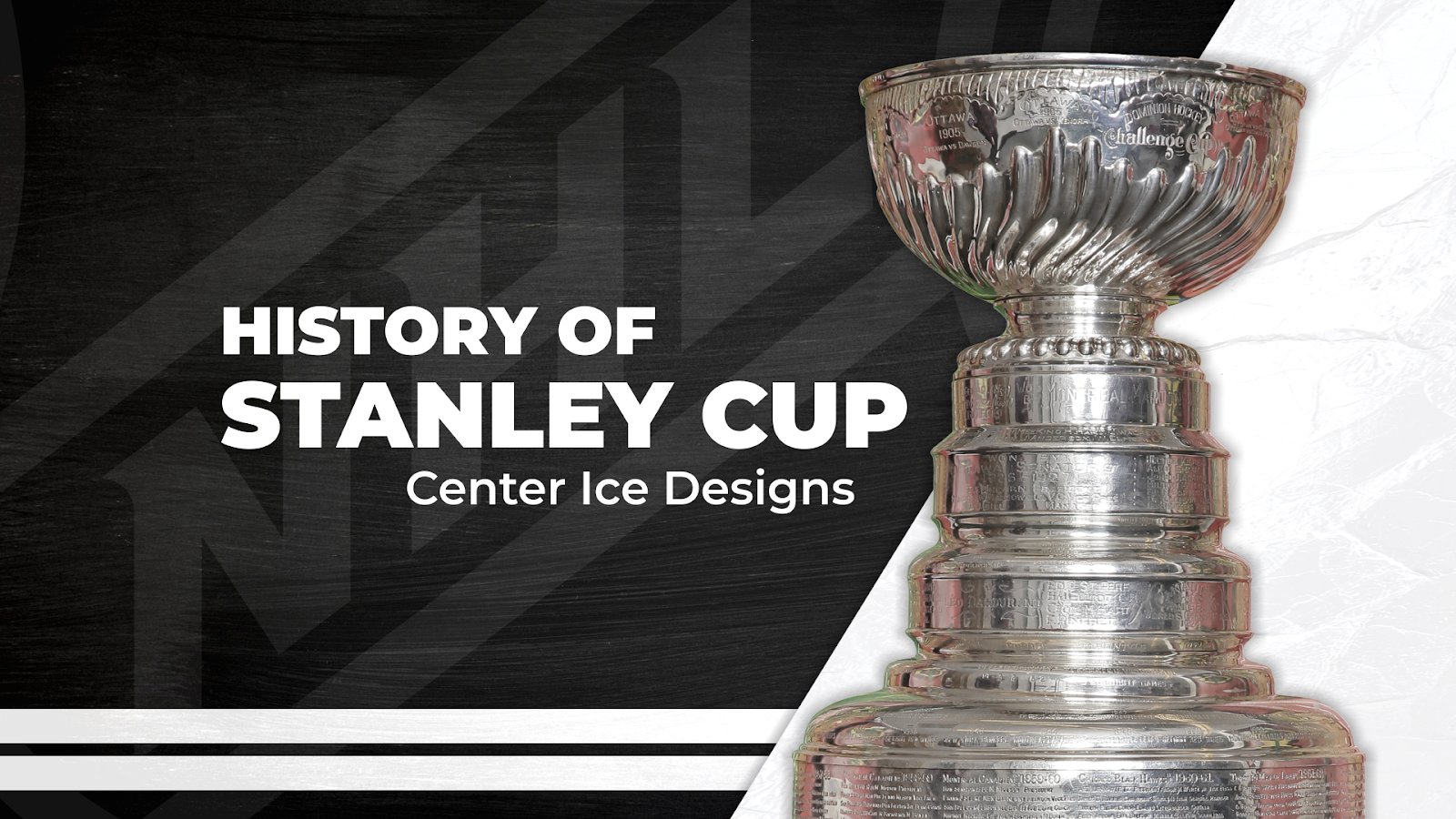 Stanley Cup Center Ice History: 80s-90s