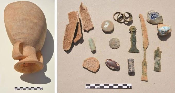 Κύπρος: «Κάψουλα του χρόνου» η θέση Πύλα-Κοκκινόκρεμος Νέα ευρήματα από την ανασκαφή