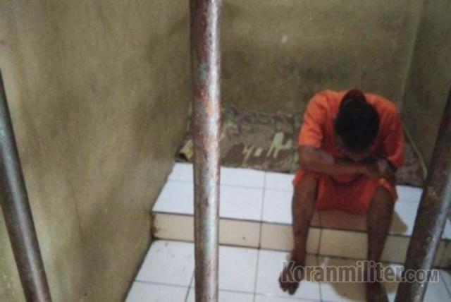 Ditegur karena Mabuk, Seorang Pemuda Ancam Anggota TNI Pakai Golok di Garut