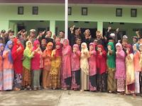 Upacara Hari Jadi Bogor ke 534 Tingkat Kecamatan Caringin